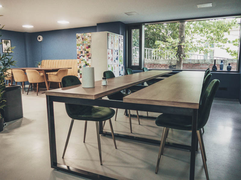 Commons Bucharest: The co-working space to boost your productivity