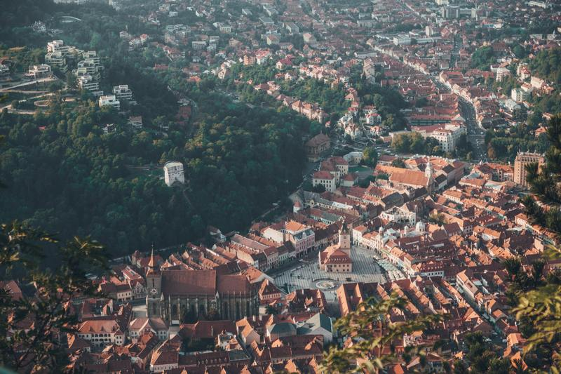 Muntele Tampa Top 11 things to do in Brasov, Romania