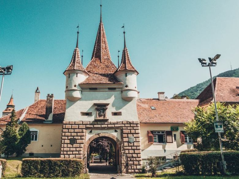 Catherine's Gate  Top 11 things to do in Brasov, Romania