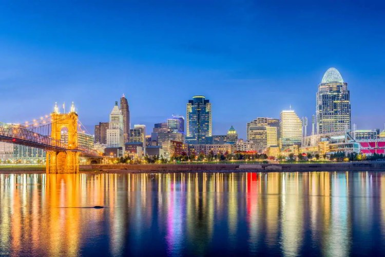14 Cincinnati, Ohio Best places to visit in September in the USA