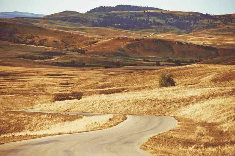 20 Black Hills, South Dakota Best places to visit in September in the USA