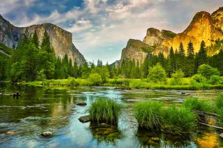 12 Yosemite National Park, California Best places to visit in September in the USA