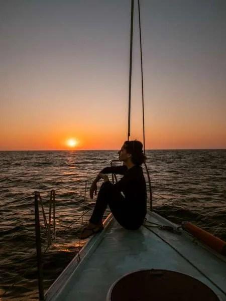 boat sunrise Varna Bulgaria Road Trip: The perfect 7-day itinerary through beautiful Bulgaria