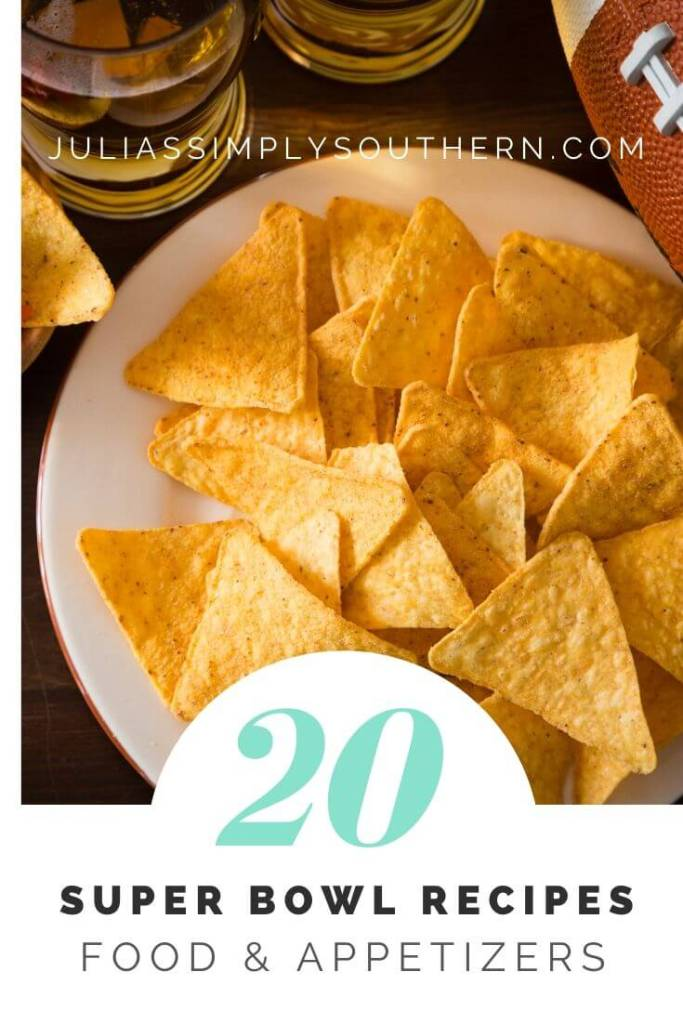 20 Super Bowl Foods - Recipes for Game Day