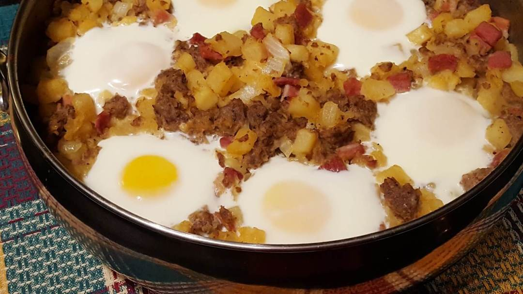 Country Breakfast Hash