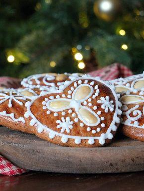 9 Slovakian-Honey-Christmas-Cookies