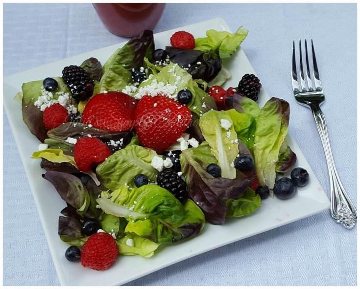 Berry Berry Salad