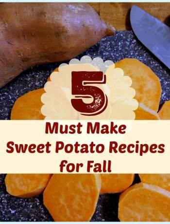 Five Southern sweet potato recipes to enjoy this fall