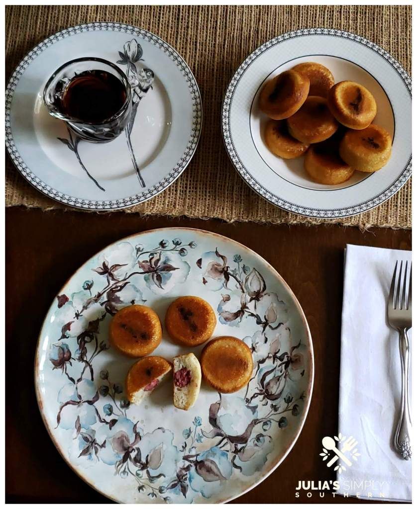 How to make mini breakfast pigs in a blanket with just 3 ingredients