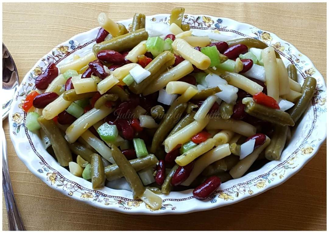 Classic 3 Bean Salad Recipe