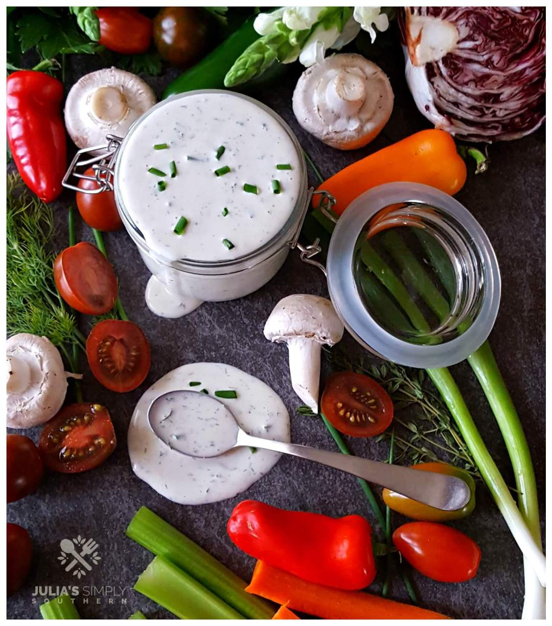 Amazing Ranch Dressing Recipe