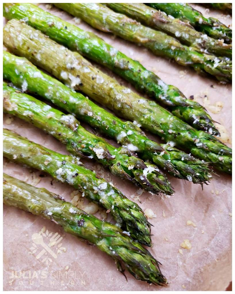 Best asparagus recipes with parmesan