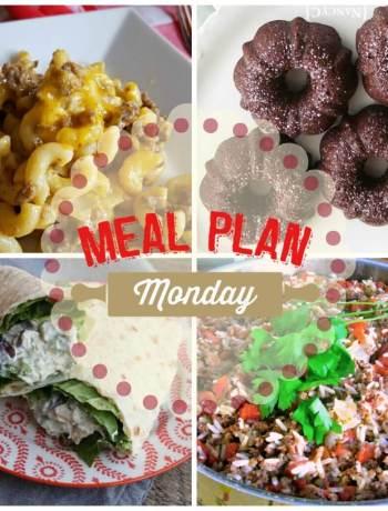 Meal Plan Monday 110 Free Meal Planning Recipes