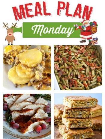 Meal Plan Monday 141 - Hamburger Potato Casserole