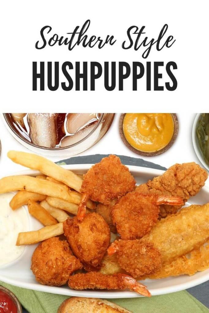 Southern Style Hushpuppies Recipe
