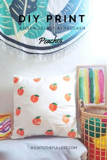 DIY Kartoffeldruck Pfirsich Print5