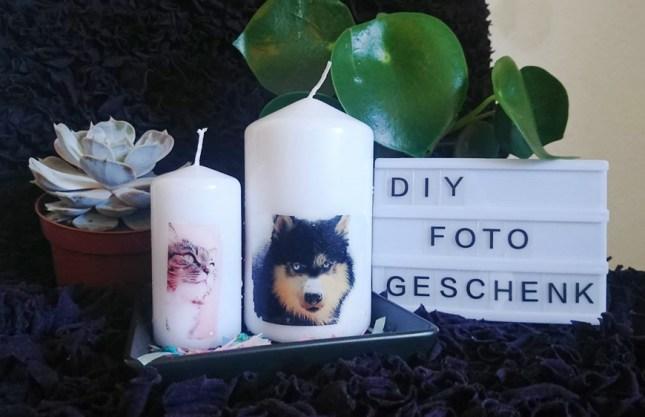 DIY Fotokerze, Kerze selber bedrucken als persönliche Geschenkidee, fotogeschenk (5)