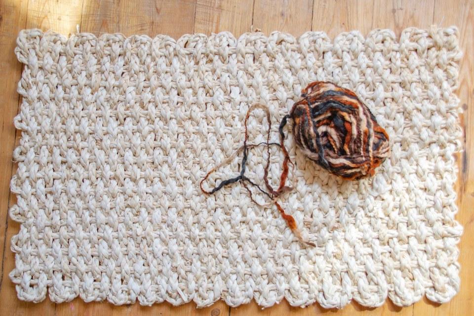 DIY Teppich Makeover | Moderne DIY Idee für verschiedene