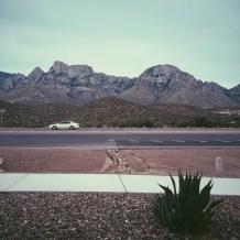 Mountains in Oro Valley, AZ