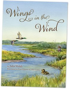 Wings in the Wind, By Julia Walsh