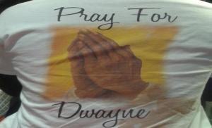 Dwayne Have A Heart Prayers