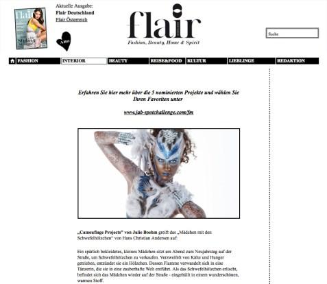 Jab Challenge Flair Magazine
