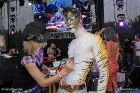 MTV-Stage Vienna DIF 2011