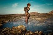 Model: Verena, Foto & Bodypainting Julie Boehm
