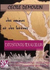 Exposition Cécile Demoulin, Arts & Découverte
