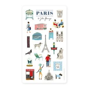 stickers paris