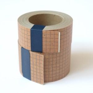 adhésif craft carreaux bleus