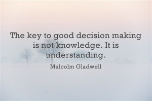 The-key-to-good-decision