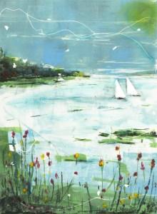 Summer Breeze - Julie Turner