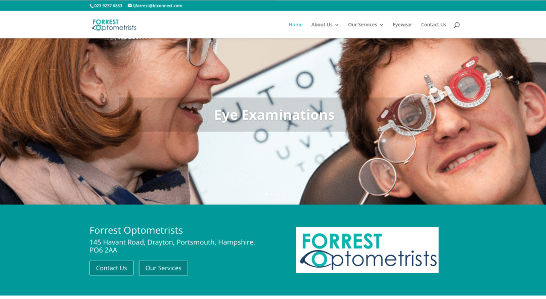 Forrest Optometrists