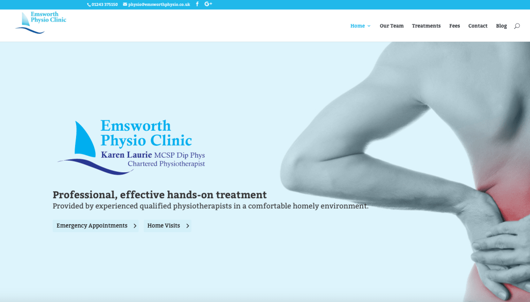 Emsworth Physio