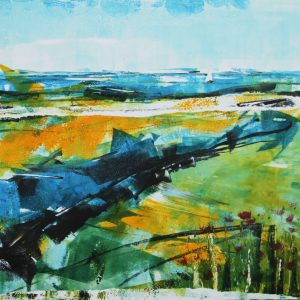 The wittering's monoprint