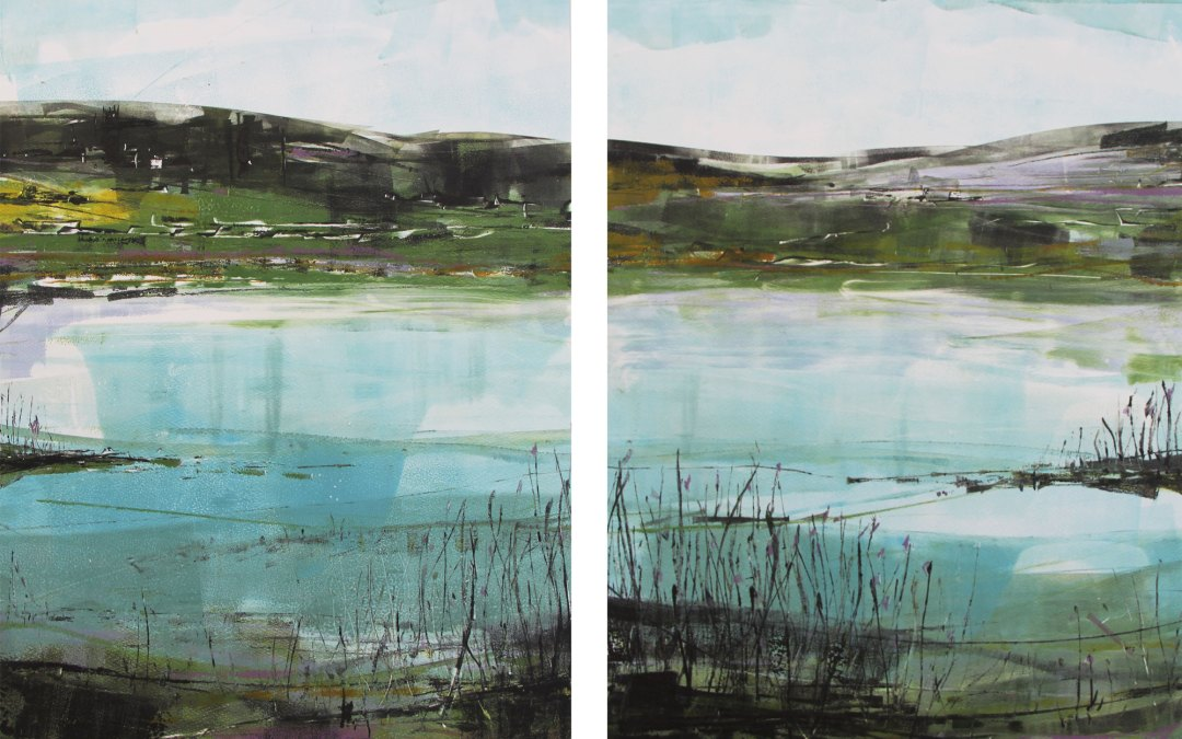 Playing around with Diptych's