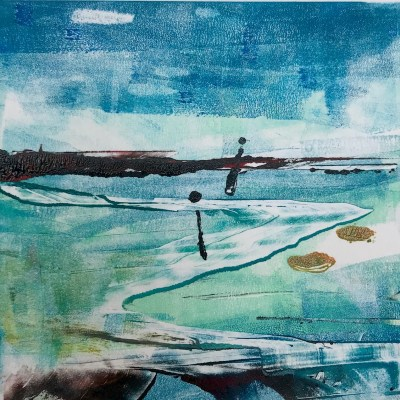 Emsworth Mini Monoprint 4