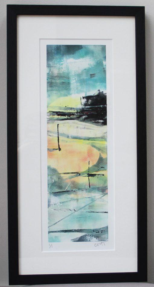 Hayling-Sunset,-Julie-Turner