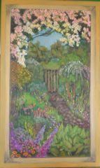 9. Olivia's Garden Path