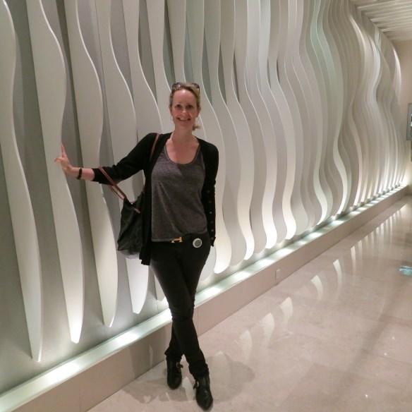 me infront of ballroom entrance