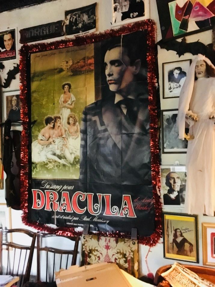 the vampire museum