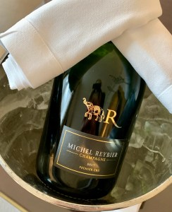 the owner's champagne