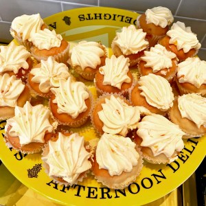 afternoon cupcakes
