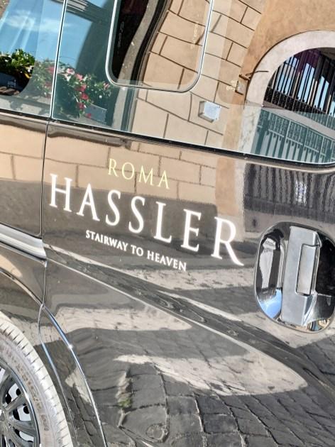 The Hassler shuttle