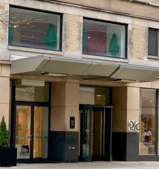 21c Museum Hotel, Chicago
