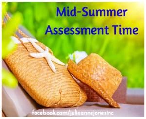 Mid-summer-assessment