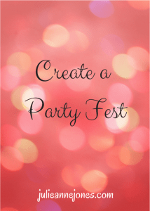 Create a Party Fest