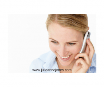 Woman-on-phone-smiling