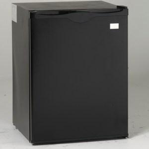Avanti Black 2.2 CF All Refrigerator AR2416B